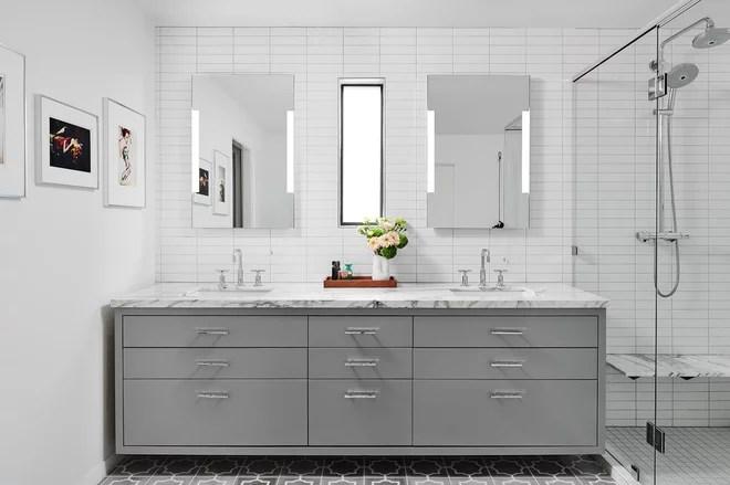 Contemporary Bathroom by Morse Studio