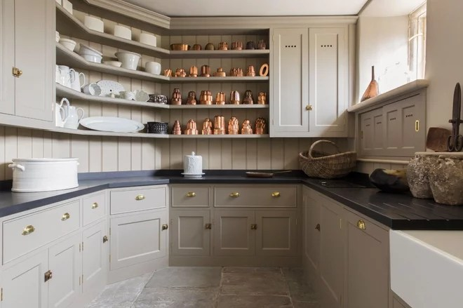 Country Kitchen Kitchen, Scullery, Pantry