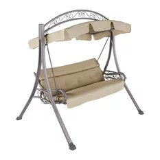 50 most popular metal porch swings for