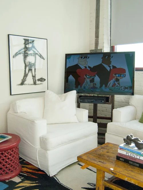 Tv Easel Ideas, Pictures, Remodel and Decor on Easel Decorating Ideas  id=49863