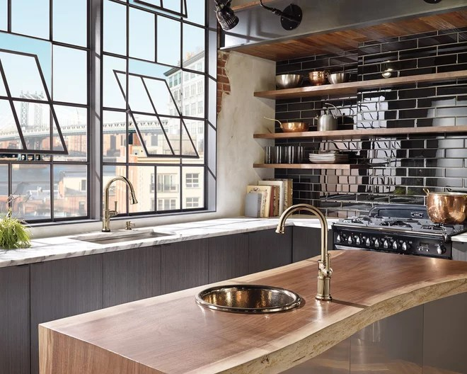 Kitchen by Brizo Faucet