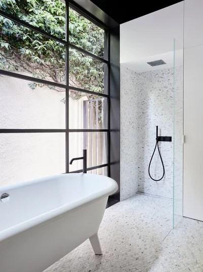 Bathroom by NORTHBOURNE Architecture + Design