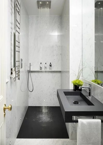 Contemporary Bathroom by Studio Clark + Co