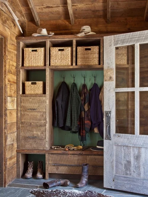 Best Rustic Mudroom Design Ideas Amp Remodel Pictures Houzz