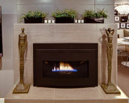 Fireplace Ceramic Tile Ideas Pictures Remodel And Decor