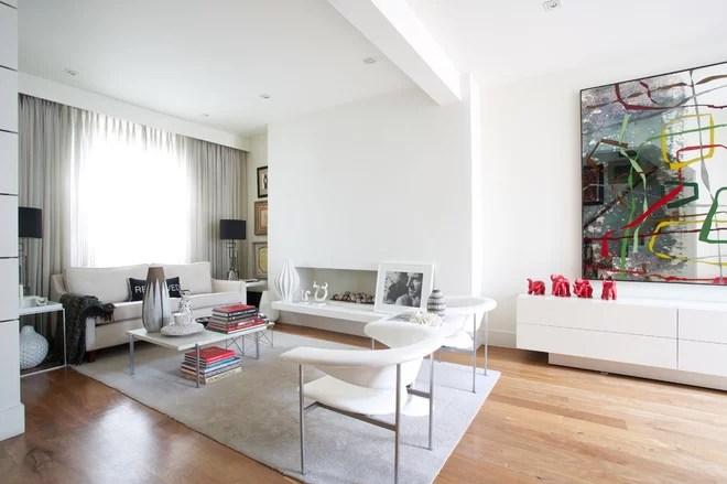 Scandinavian Living Room by Landmark Lofts