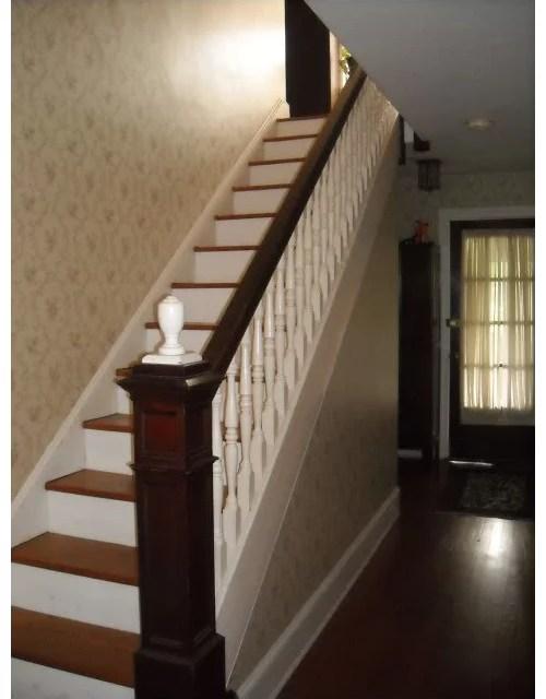 Newel Post Cap Or Finial | Newel Post Cap Designs | White Oak | Decorative | Strong | Porch | Diy