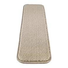 50 Most Popular Non Slip Stair Tread Rugs For 2020 Houzz   Braided Stair Treads With Rubber Backing   Anti Slip   Slip Resistant   Skid Resistant   Oval   Rugs