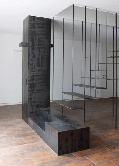 Moderno Escalera by m. schneider a. hillebrandt architektur