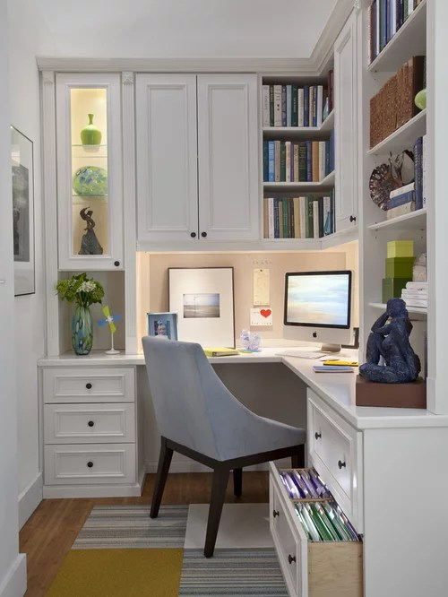 Cool Home Office Layout Artistic Color Decor In Interior Designs