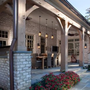French Country Porch Ideas Amp Photos Houzz