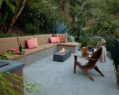 Built In Outdoor Seating Home Design Ideas Pictures