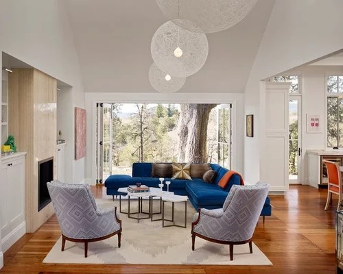 Hexagon Shaped Addition Houzz