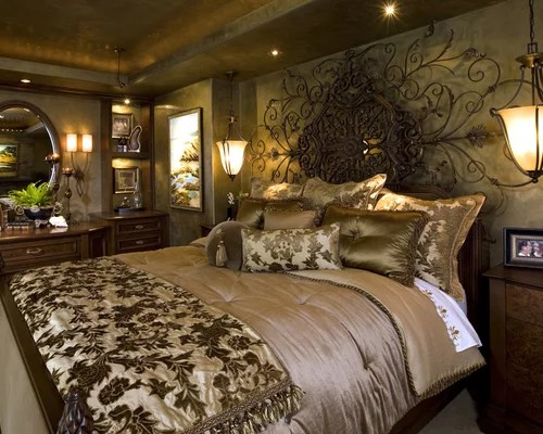 Luxurious Master Bedroom Home Design Ideas, Pictures