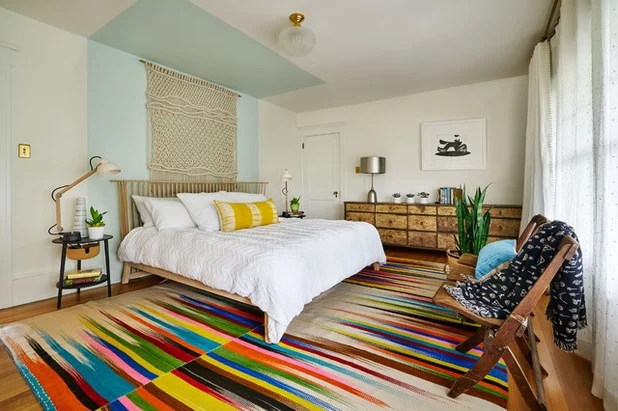 New This Week: 3 Totally Chill Modern Boho Bedrooms on Boho Bedroom Modern  id=42763
