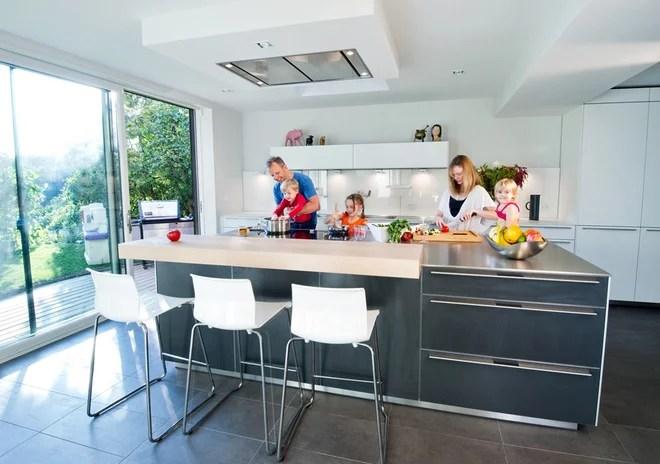 Contemporary Kitchen by Paul Raff Studio