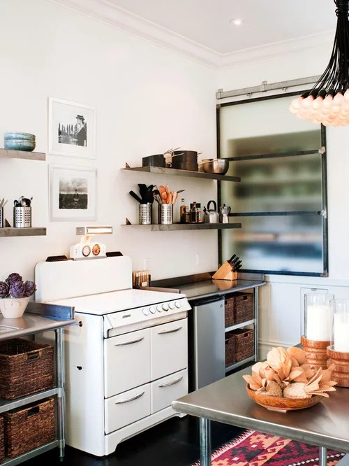 Kitchen Work Table Houzz
