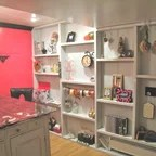 Home Office Mom Cave Craft Room Traditional Home