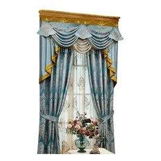 50 most popular drape and valance sets