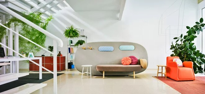 Contemporáneo Salón by SANCAL