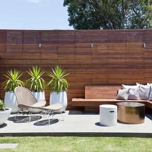 75 Most Popular Midcentury Modern Patio Design Ideas for ... on Mid Century Modern Patio Ideas id=11819