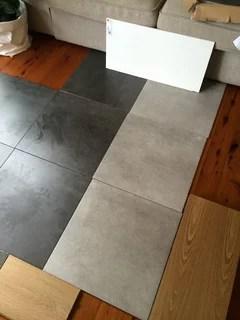 bathroom floor tile colour pls help