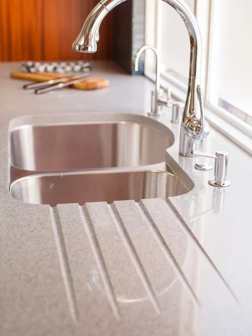 Adorable Kitchen Sink Draining Board