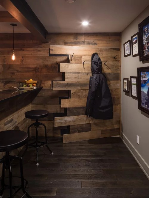 title | rustic basement ideas