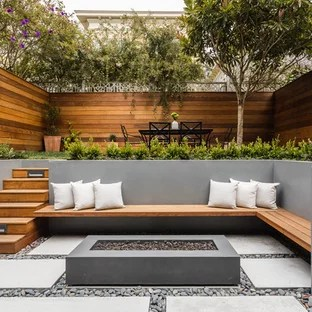75 Beautiful Modern Patio Pictures & Design Ideas | Houzz on Modern Small Patio Ideas id=24858