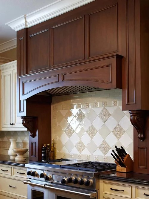 Custom Wood Range Hood Home Design Ideas Pictures Remodel And Decor