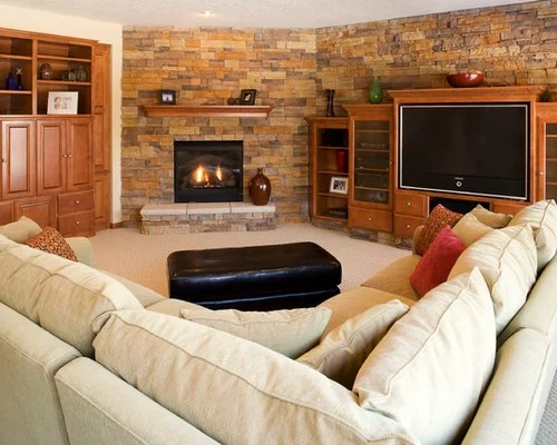 Best Stone Brick Fireplaces Design Ideas Amp Remodel