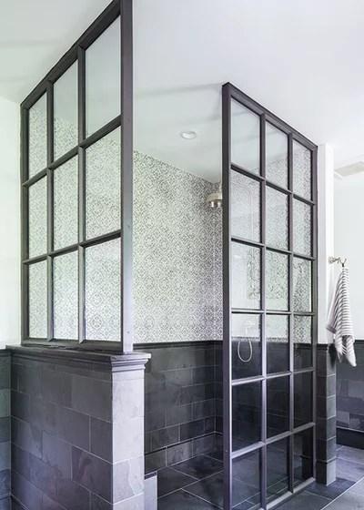 10 Reasons To Go For Black Framed Shower Doors