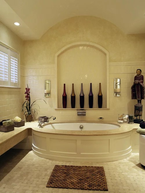 Wainscoting Around Tub Ideas Pictures Remodel And Decor