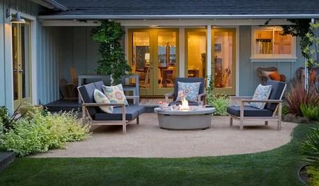 Backyard Ideas on Houzz: Tips From the Experts on Houzz Backyard Patios  id=54295