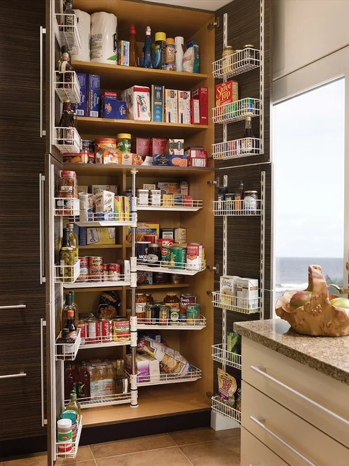 Reach In Pantry Ideas, Pictures, Remodel and Decor