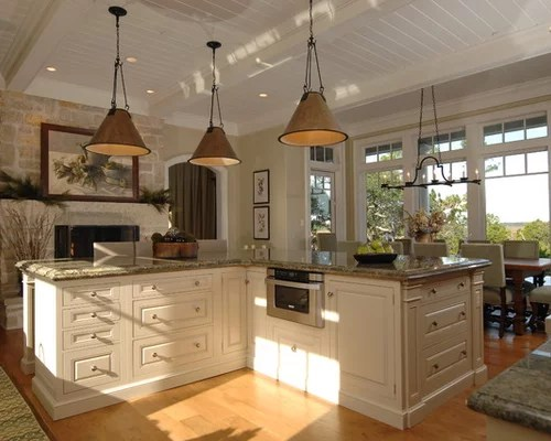 L Shaped Kitchen Designs Island