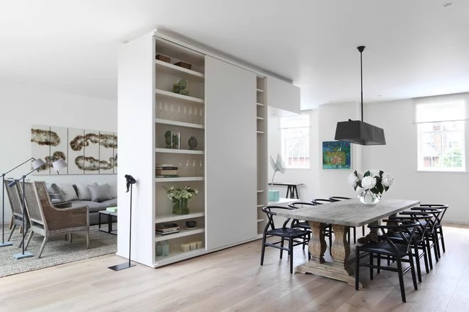 Contemporary Dining Room by Banda Property