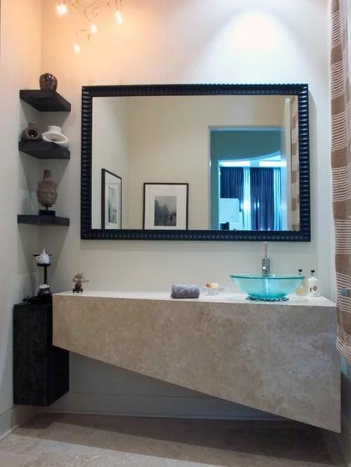 Bathroom Corner Shelf Ideas, Pictures, Remodel and Decor on Bathroom Corner Shelf  id=95974