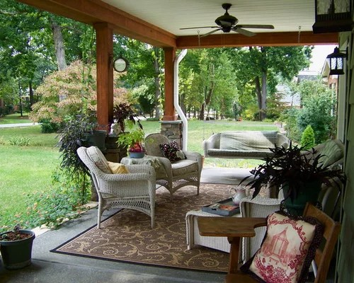 Patio Under Deck Home Design Ideas, Pictures, Remodel and ... on Under Deck Patio Ideas id=59987