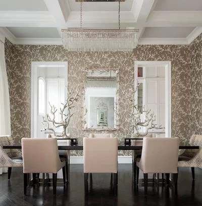 Formal dining rooms. Not everyone takes the leap to turn the dining room into an office or media room. For homeowners who entertain frequently, a designated space for gathering for special meals isn't negotiable, and they're pouring attention into these rooms.