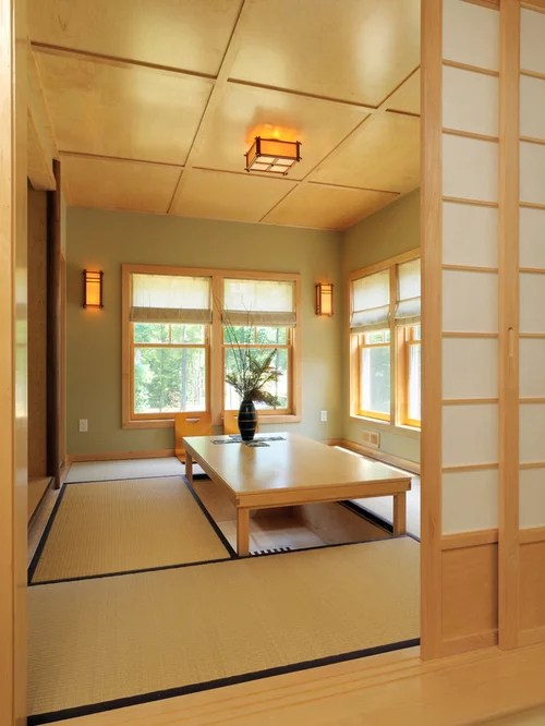 Tatami Room Houzz