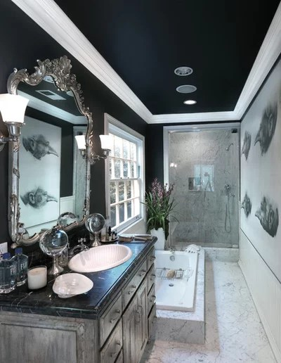 Traditional Bathroom by Philip Nimmo Design