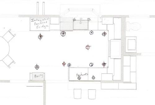 kitchen lighting plan do you prefer updated