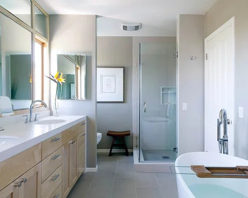 Best Maple Vanity Design Ideas & Remodel Pictures | Houzz on Bathroom Ideas With Maple Cabinets  id=75149