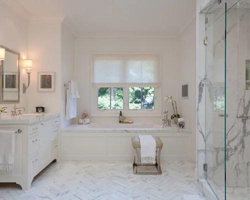 Herringbone Marble Floor Home Design Ideas Pictures