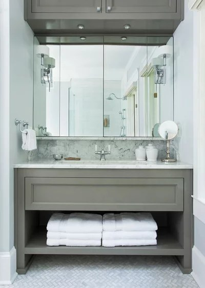 Bathroom Workbook The Right Height For Your Sinks
