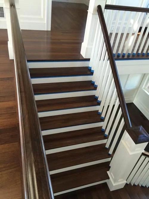 Custom Wooden Stair Treads And Risers | Custom Oak Stair Treads