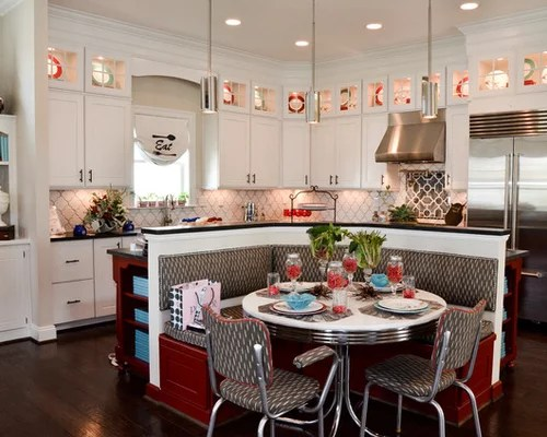 Best Island Banquette Design Ideas Amp Remodel Pictures Houzz