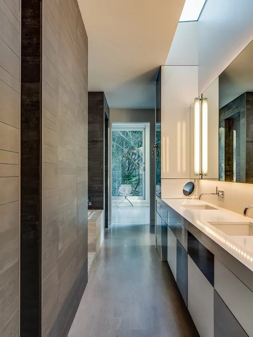 Bullnose Tile San Jose For A Contemporary Bathroom With Ceiling Light And Zen Paradise By