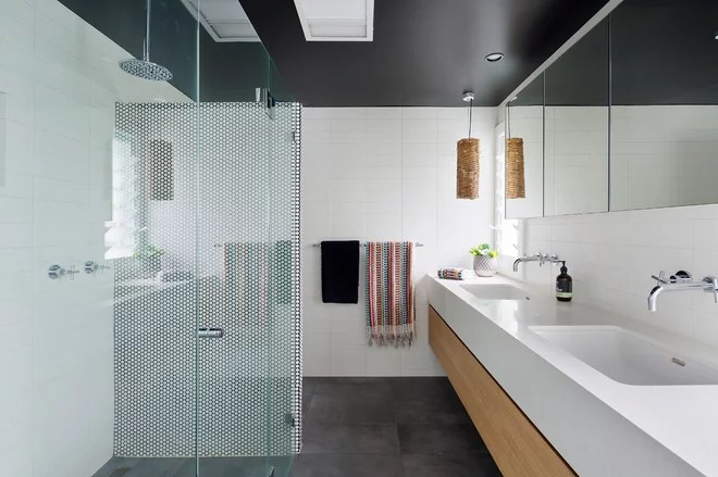 Contemporary Bathroom by Site Specific Designs